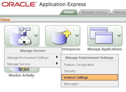 Oracle ApEx and BI Publisher
