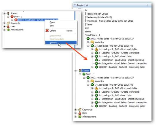 ODI 11g in the Enterprise Part 5: ETL Resilience and High