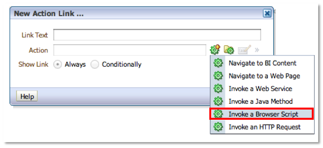 Navigating to BI Content in OBIEE11g and Passing Multiple Parameters