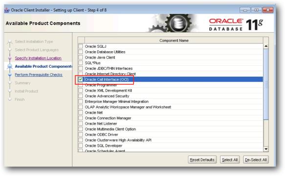 OBIEE Administration Tool - Import Metadata shows no schemas