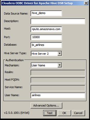 OBIEE 11 1 1 7, Cloudera Hadoop & Hive/Impala Part 2 : Load Data