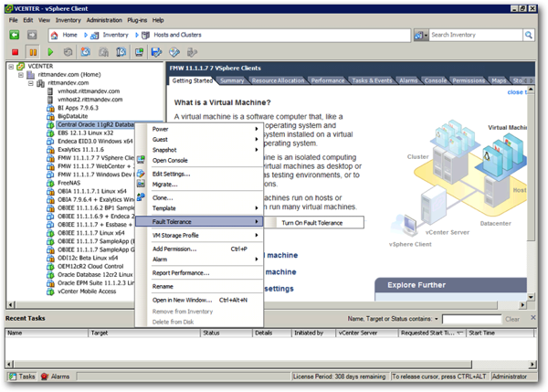 Inside My Home Office Development Lab (VMWare, OS X Server)