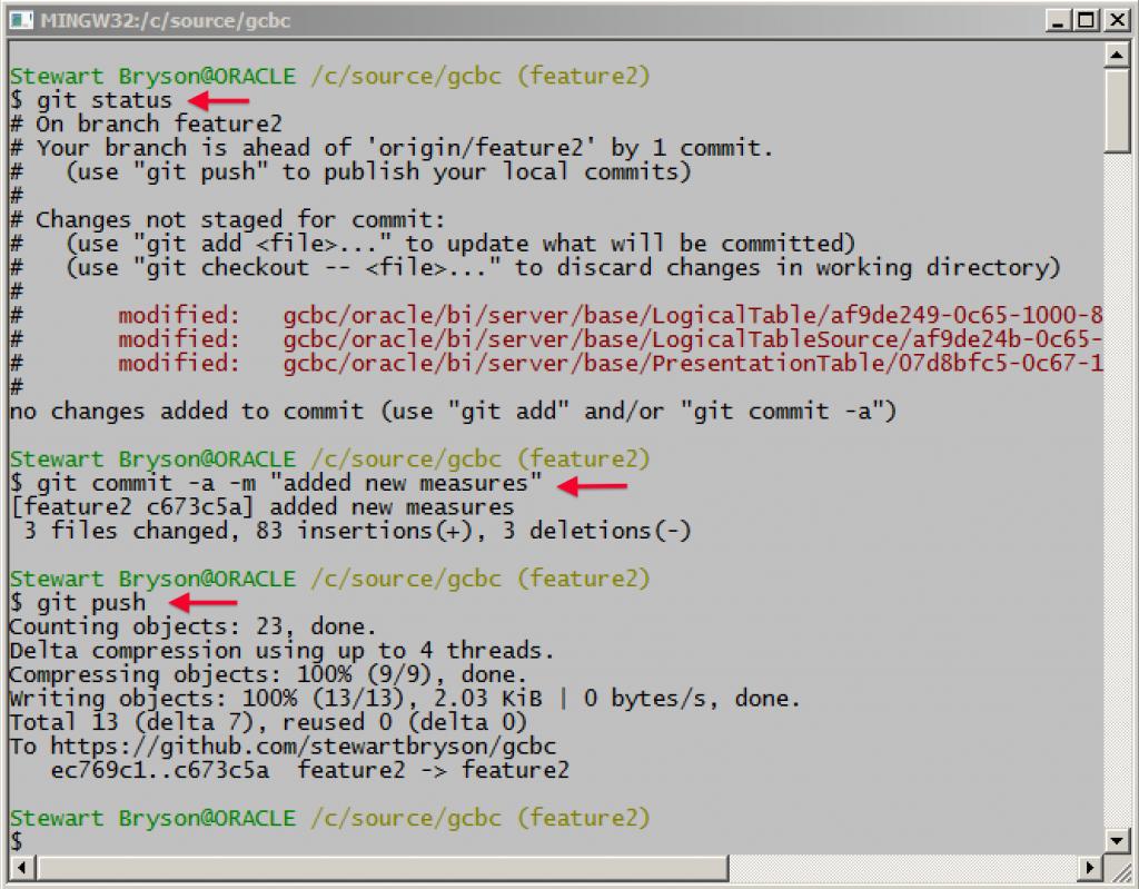Git Feature2 Commit