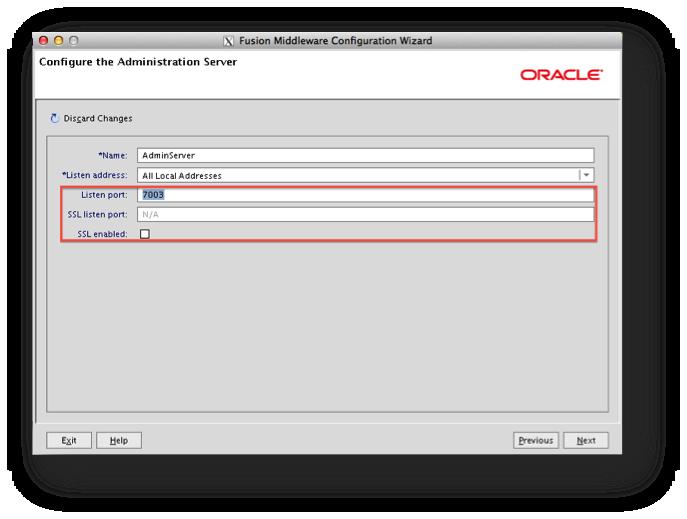 Configuring SSL on OEID v3 0