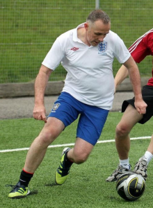 Rittman Mead UK vs Rest of the World 5-a-side, 2013