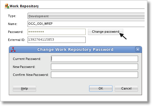 Data Integration Tips: Oracle Data Integrator 12c Password
