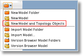 ODI 12c New Model and Topology Objects wizard