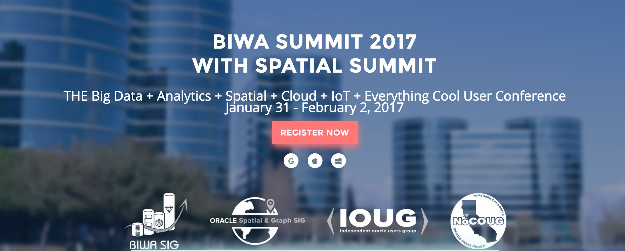 Join Rittman Mead at the 2017 BIWA Summit!