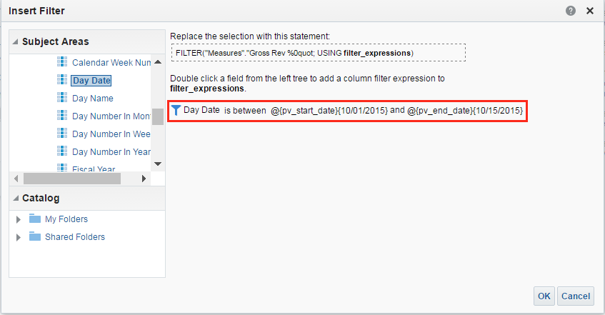 Real World OBIEE: Demystification of Variables Pt  2