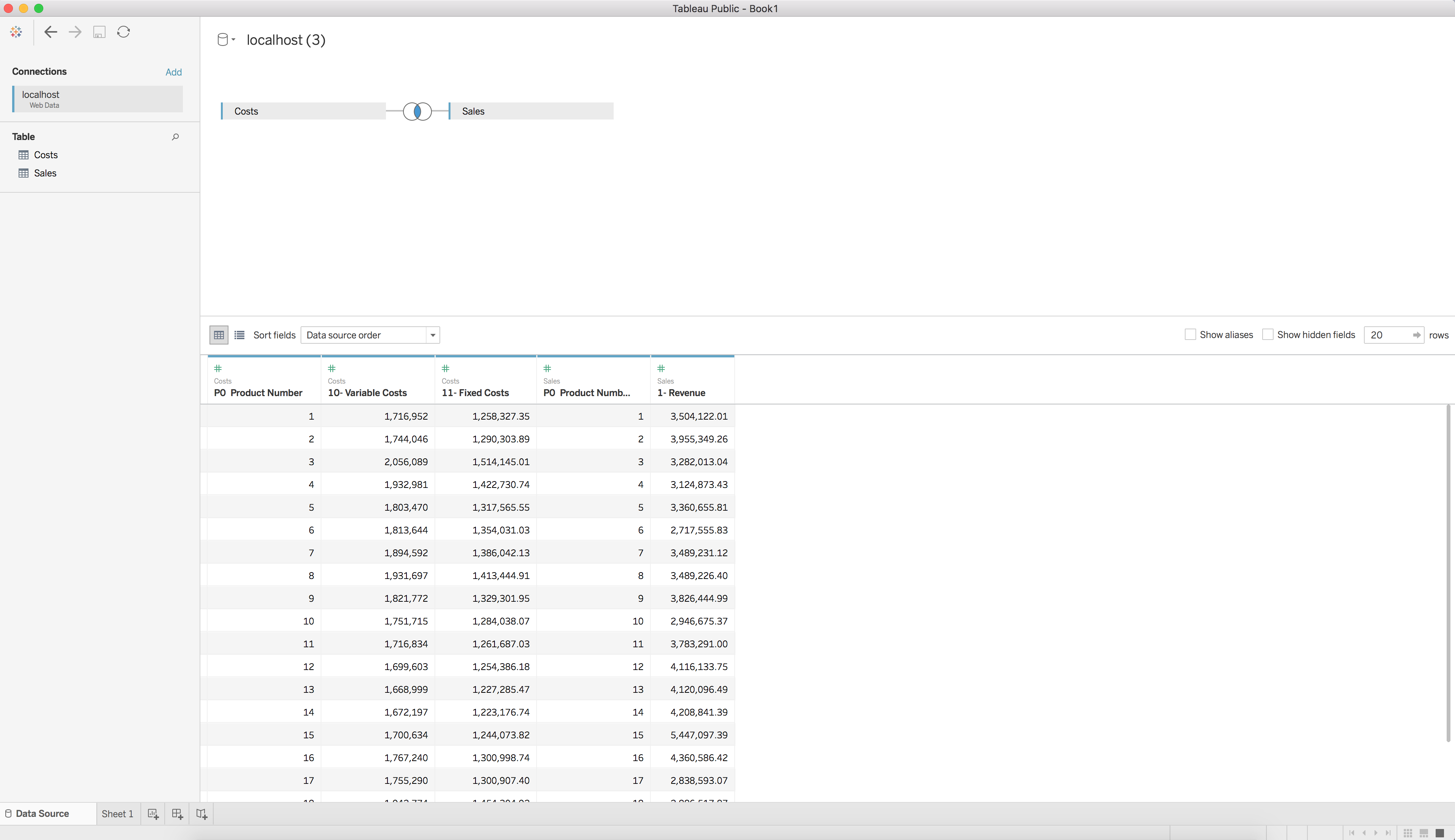 Tableau to OBIEE Connector