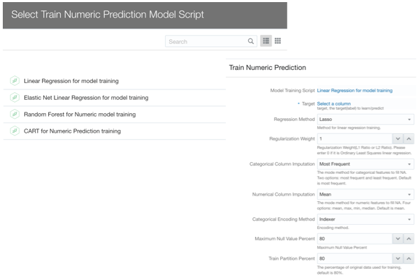 Democratize Data Science with Oracle Analytics Cloud - Data Analysis and Machine Learning