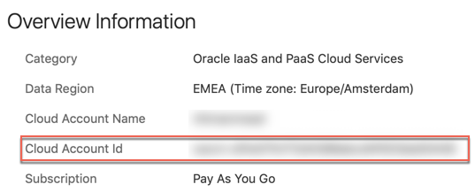 Where is My Money Going? Checking the balance with Oracle Cloud Account Metering REST APIs