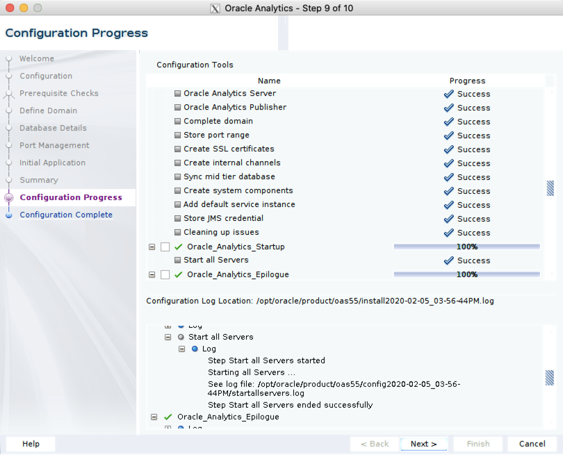 Oracle Analytics Server Step by Step Installation